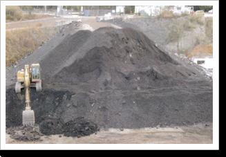 産業廃棄物(コンクリートガラ・アスファルトガラ)受入・中間処理