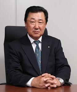 大阪砕石エンジニアリング株式会社 取締役社長 菊地敏勝